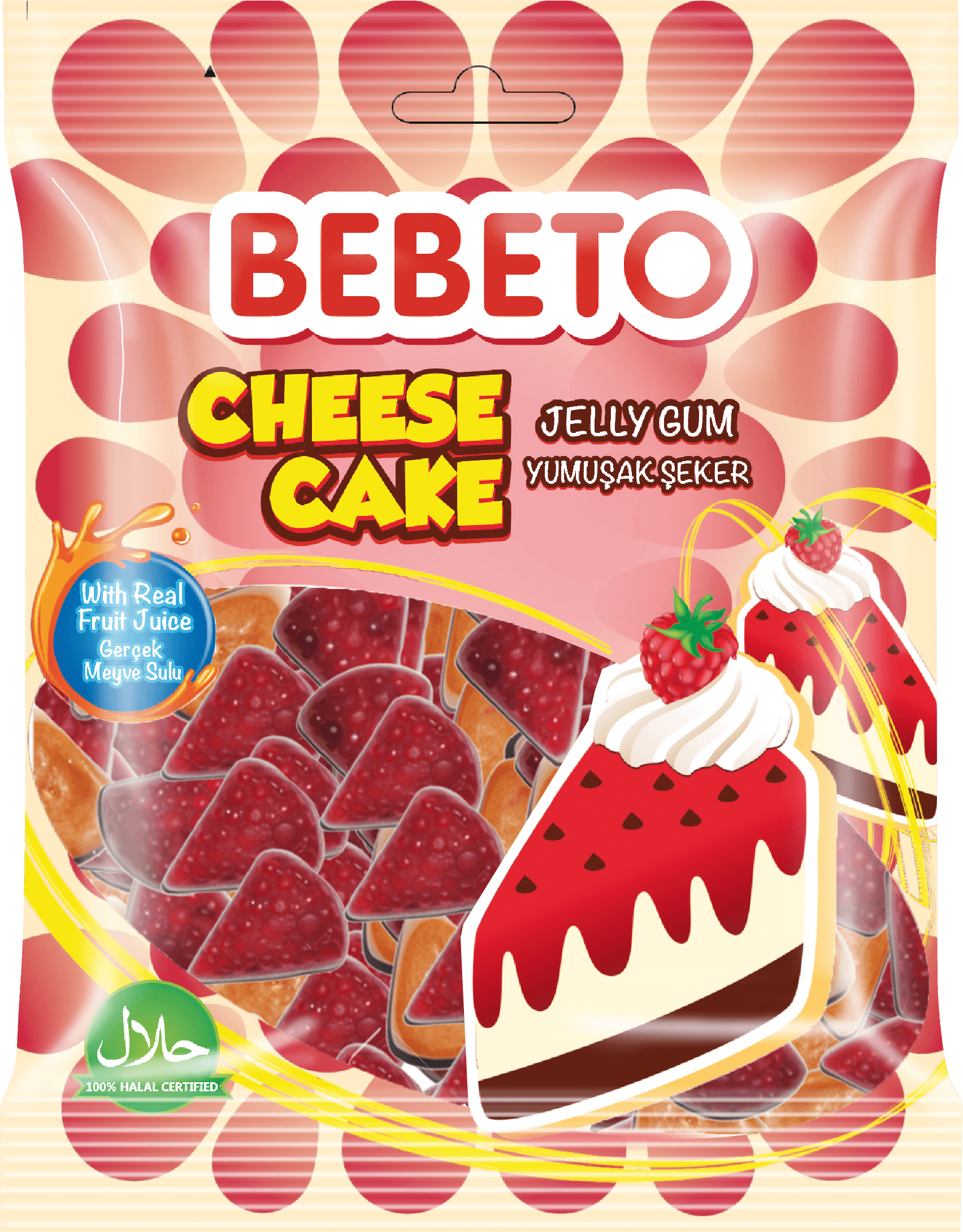 Bebeto Cheese Cake