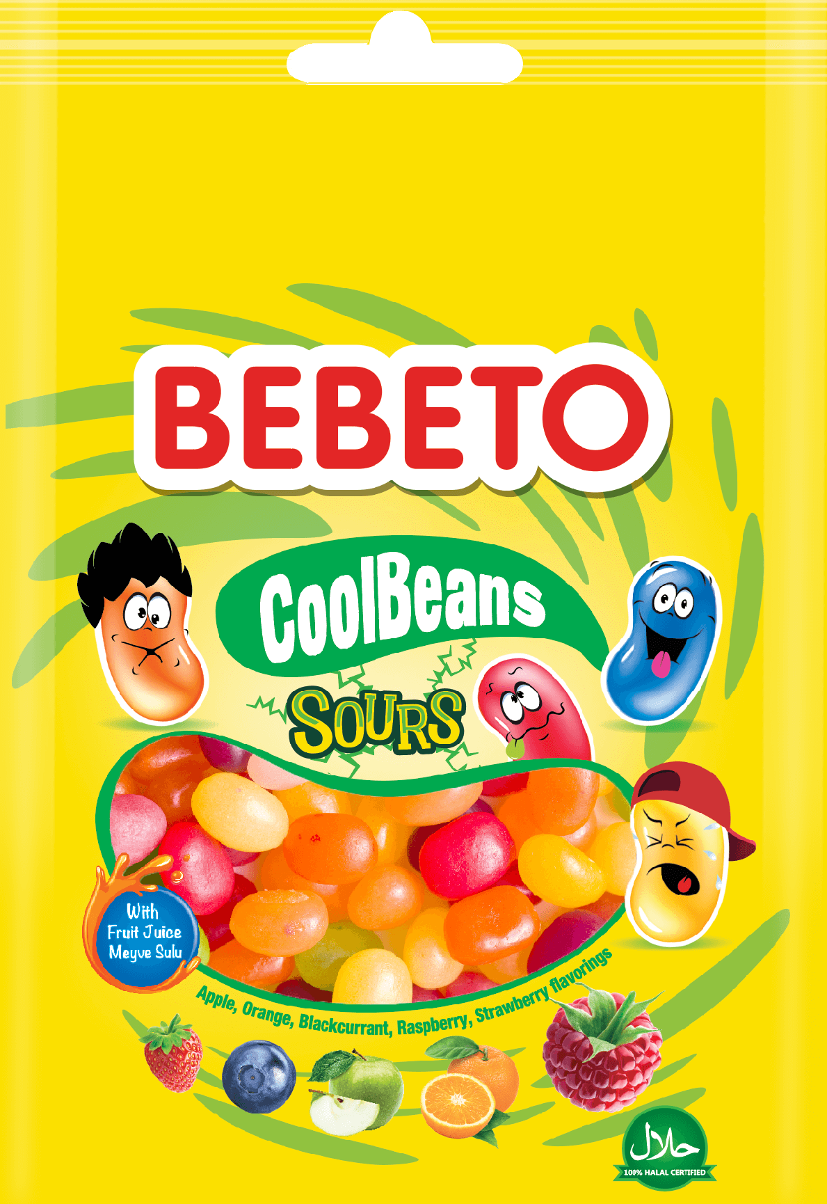 Bebeto Coolbeans sourd