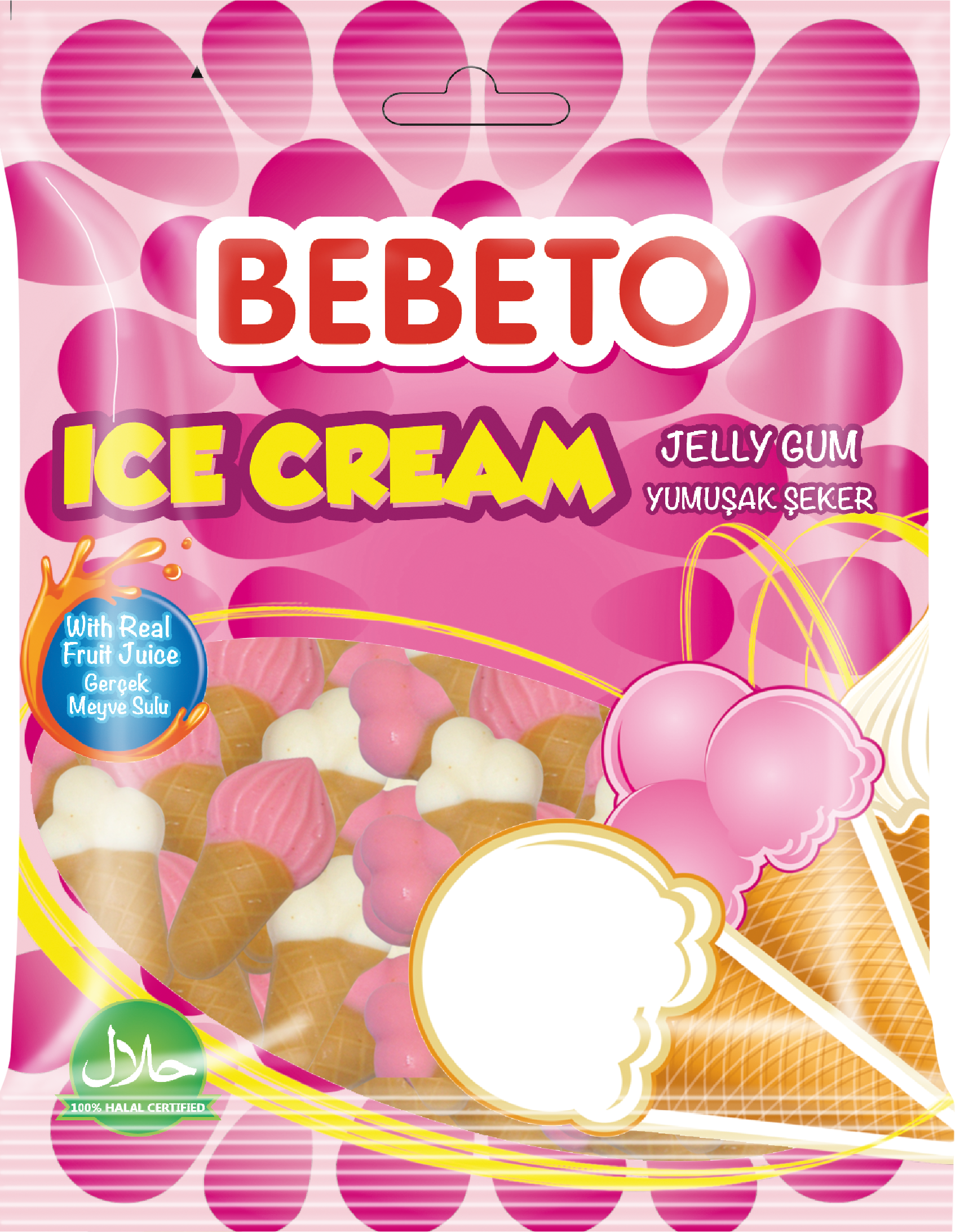 Bebeto Ice Cream