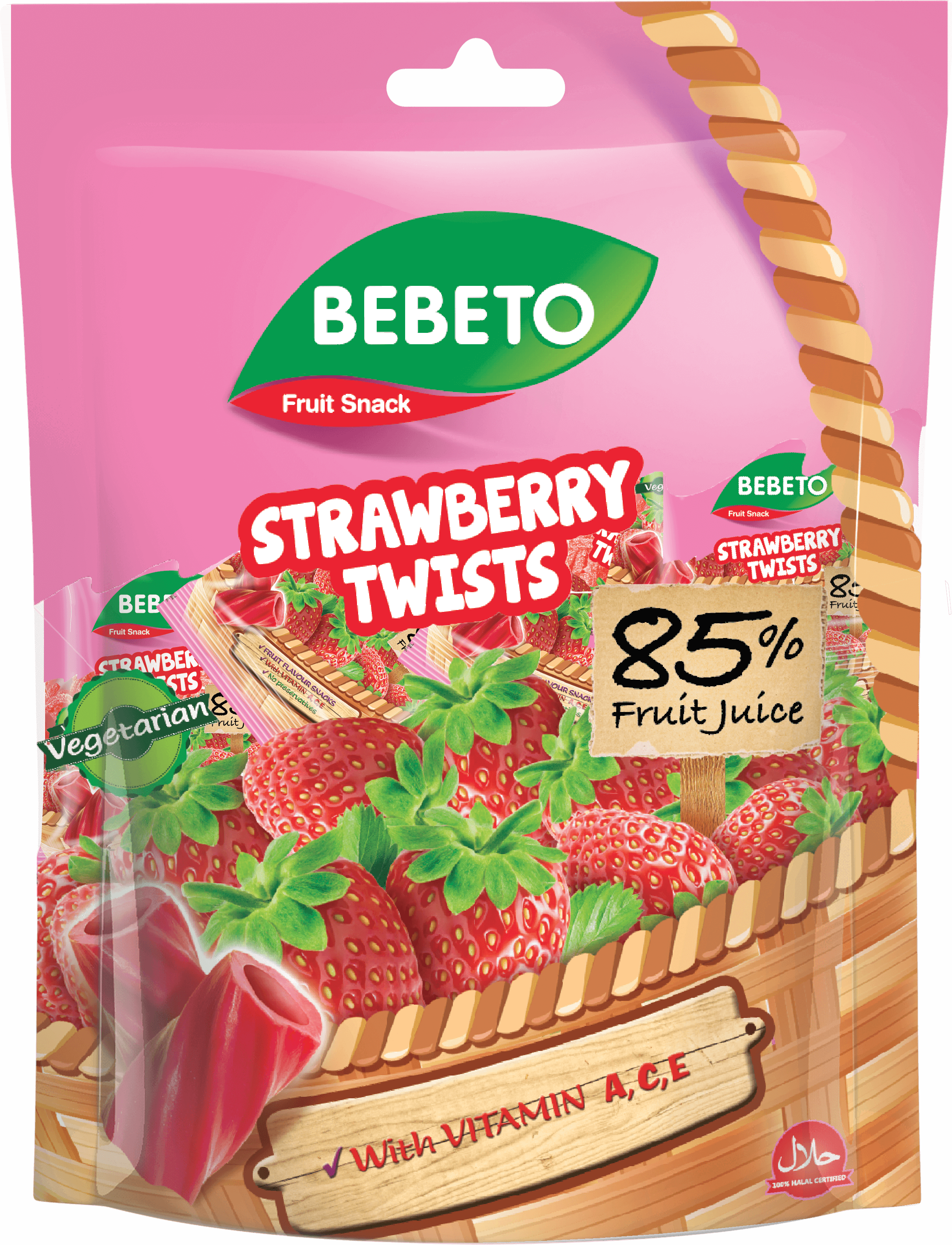 Strawberry Twist