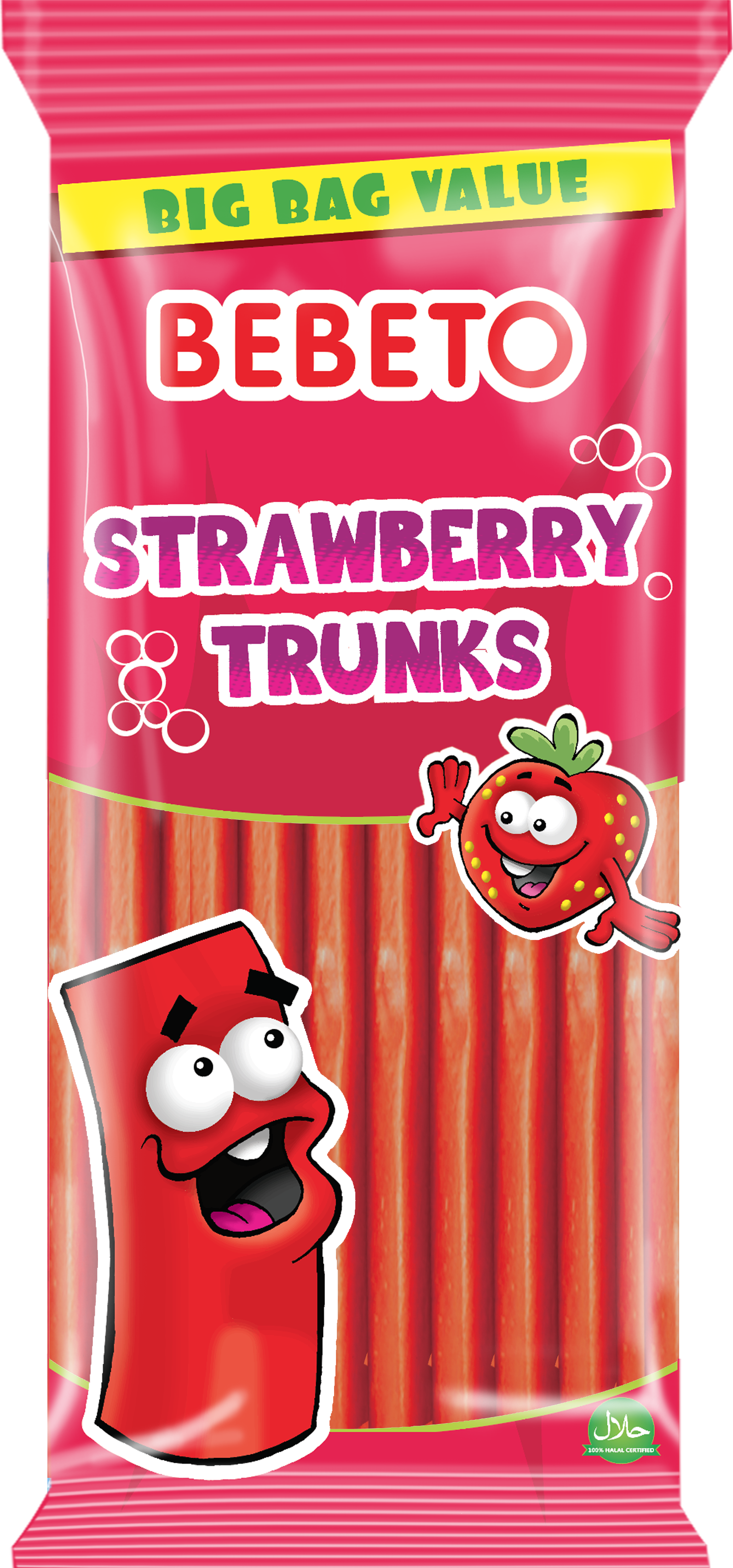 Strawberry Trunks