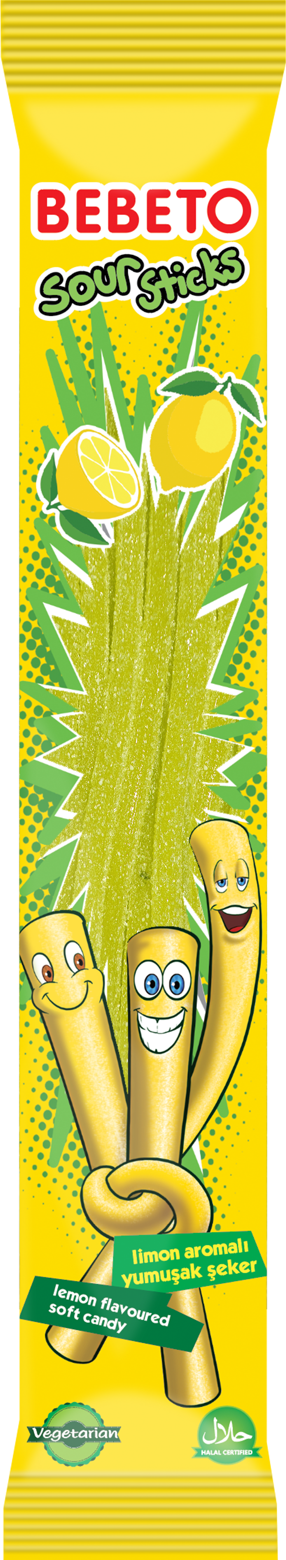 Sour Stick Lemon